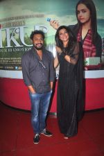 Sushmita Sen, Shoojit Sircar at Nirbaak film premiere in Cinemax, Mumbai on 15th May 2015