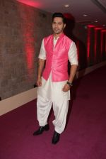 Varun Dhawan at ABCD 2 media meet with Indian Idol contestants on 15th May 2015