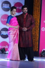 Kangana Ranaut, Madhavan at Tanu Weds Manu 2 Sangeet in J W Marriott, Mumbai on 16th May 2015
