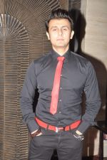 Sonu Nigam at Tanu Weds Manu 2 Sangeet in J W Marriott, Mumbai on 16th May 2015