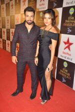 Asha Negi, Rithvik Dhanjani at Star Pariwar Awards in Mumbai on 17th May 2015 (43)_5559cadf1d925.JPG