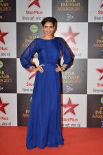 Karishma Tanna at Star Pariwar Awards in Mumbai on 17th May 2015 (163)_5559cbad97e26.JPG