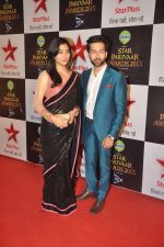Nakuul Mehta at Star Pariwar Awards in Mumbai on 17th May 2015