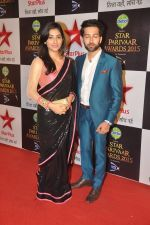 Nakuul Mehta at Star Pariwar Awards in Mumbai on 17th May 2015 (55)_5559cb9f2729e.JPG