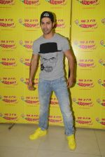 Varun Dhawan on the sets of Radio Mirchi on 18th May 2015