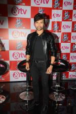 Himesh Reshammiya at The Voice launch in Mumbai on 19th May 2015