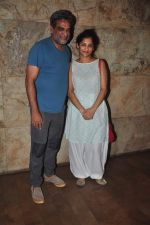 R Balki, Gauri Shinde at Tanu Weds Manu 2 screening on 19th May 2015 (106)_555c290317132.JPG