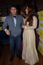 Vidya Balan, Mohit Suri at Radio Mirchi Top 20 Awards in Hard Rock Cafe on 20th May 2015 (140)_555d81e59168e.JPG