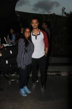 Arpita Khan snapped at airport in Mumbai on 21st May 2015