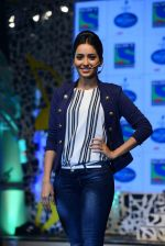 Asha Negi at the launch of Indian Idol Junior on 21st May 2015 (114)_555ef7fa1e93f.JPG