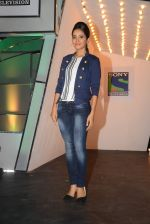 Asha Negi at the launch of Indian Idol Junior on 21st May 2015 (50)_555ef7f0abf05.JPG