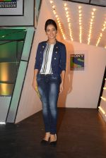Asha Negi at the launch of Indian Idol Junior on 21st May 2015 (51)_555ef7f1d4440.JPG
