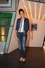 Asha Negi at the launch of Indian Idol Junior on 21st May 2015 (52)_555ef7f2e6242.JPG