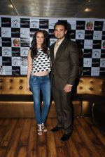 Evelyn Sharma, Mahaakshay Chakraborty at Ishqedarriyaan film Promotion on 21st May 2015