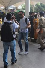 snapped at airport in Mumbai on 21st May 2015
