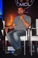 Aamir Khan at Chess tournament in Mumbai on 22nd May 2015