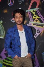 Irrfan Khan snapped in Mumbai on 22nd May 2015