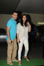 Sanjay Kapoor, Maheep Kapoor at special screening of film Tanu Weds Manu Returns in Light Box, Mumbai on 21st May 2015 (18)_55606a41da28e.JPG