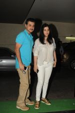 Sanjay Kapoor, Maheep Kapoor at special screening of film Tanu Weds Manu Returns in Light Box, Mumbai on 21st May 2015 (20)_55606a42e839a.JPG