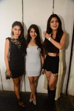 at MTV bash for the biggest youth show in India - Kaisi Yeh Yaariyan on 22nd May 2015