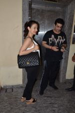 Amisha Patel snapped in Mumbai on 23rd May 2015