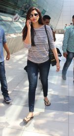 Daisy Shah snapped in Mumbai on 23rd May 2015