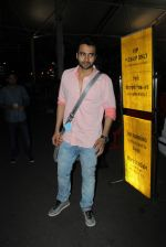 Jackky Bhagnani snapped in Mumbai on 23rd May 2015