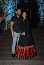 Salil Acharya at director Vishal Mahadkar_s wedding reception in Mumbai on 23rd May 2015 (48)_5561af7d40a2a.JPG
