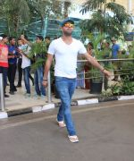 Yuvraj Singh snapped in Mumbai on 23rd May 2015