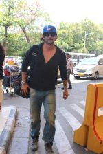 Sushant Singh Rajput snapped at airport  on 24th May 2015