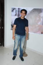 Hiten Tejwani  shoot for music video O Meri jaan in Jogeshwari on 25th May 2015 (40)_55644f127dc85.JPG