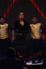 Lisa Haydon at Ceat Cricket Awards in Trident, Mumbai on 25th May 2015