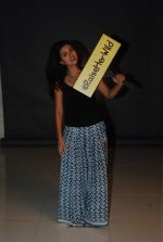 Riddhi Dogra shoot for music video O Meri jaan in Jogeshwari on 25th May 2015