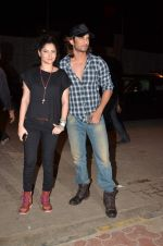 Ankita Lokhande, Sushant Singh Rajput at Mukesh Chabbrias_s birthday bash in Mumbai on 26th May 2015 (125)_5565b70850beb.JPG