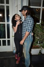 Ankita Lokhande, Sushant Singh Rajput at Mukesh Chabbrias_s birthday bash in Mumbai on 26th May 2015 (128)_5565b709260f5.JPG