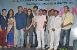 Sneha Ullal, Abbas Mastan, Nishant Malkani, Darshan Jariwala at Bezubaan Ishq launch in Mumbai on 26th May 2015