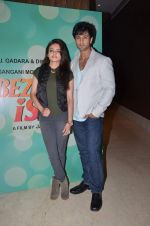 Sneha Ullal, Nishant Malkani at Bezubaan Ishq launch in Mumbai on 26th May 2015