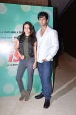 Sneha Ullal, Nishant Malkani at Bezubaan Ishq launch in Mumbai on 26th May 2015 (99)_5565b19115773.JPG