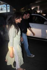 Sohail Khan, Alvira Khan returns from Arpita_s reception on 26th May 2015 (8)_5565aff720b1e.JPG