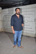 Anurag Kashyap at Tanu Weds Manu 2 success bash in Mumbai on 27th May 2015