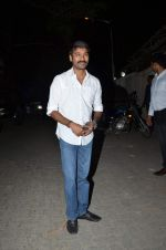Dhanush at Tanu Weds Manu 2 success bash in Mumbai on 27th May 2015
