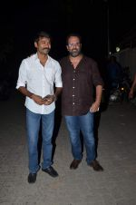 Dhanush, anand l rai at Tanu Weds Manu 2 success bash in Mumbai on 27th May 2015