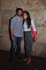 Kabir Khan, Mini Mathur at Bajrangi Bhaijan teaser launch in Mumbai on 27th May 2015