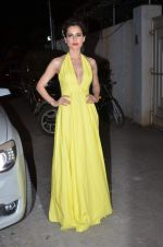 Kangana Ranaut at Tanu Weds Manu 2 success bash in Mumbai on 27th May 2015