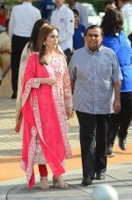 Nita Ambani, Mukesh Ambani at the launch of Reliance Foundations Jio Gardens and organises Young Champs Football match on 27th May 2015 (61)_5566e780b6c2f.JPG