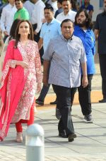 Nita Ambani, Mukesh Ambani at the launch of Reliance Foundations Jio Gardens and organises Young Champs Football match on 27th May 2015 (65)_5566e782e1891.JPG