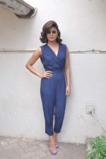 Priyanka Chopra at Dil Dhadakne Do interviews in Mumbai on 27th May 2015