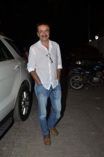 Rajkumar Hirani at Tanu Weds Manu 2 success bash in Mumbai on 27th May 2015