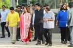 Sachin Tendulkar, Amitabh Bachchan, Nita Ambani, Mukesh Ambani at the launch of Reliance Foundations Jio Gardens and organises Young Champs Football match on 27th May 2015 (164)_5566e785e80f6.JPG