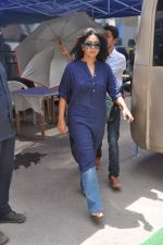 Shefali Shah at Dil Dhadakne Do interviews in Mumbai on 27th May 2015